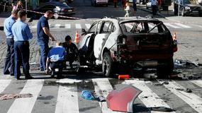 Wybuch  w centrum Kijowa. Zginął znany dziennikarz Paweł Szeremet