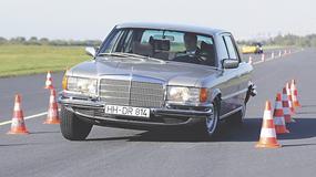"Mercedes 450 SEL 6.9: klasa S z benzynową ""V-ósemką"""