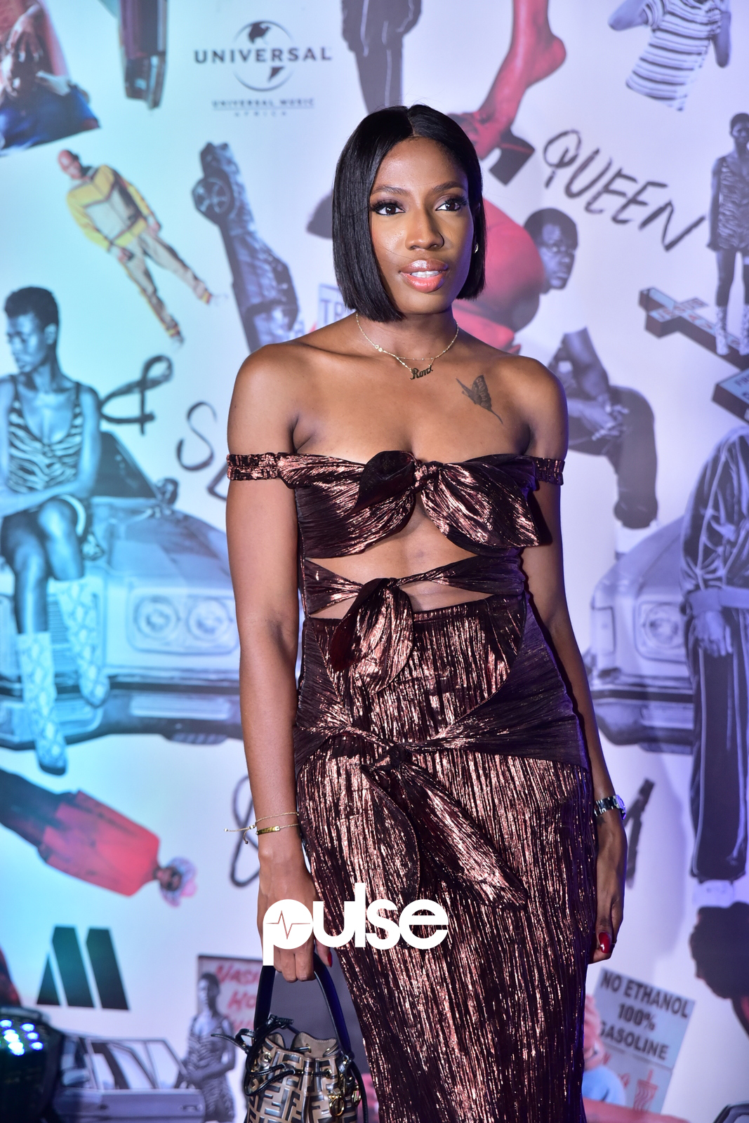 Guest at 'Queen and Slim ' Premiere [Pulse]