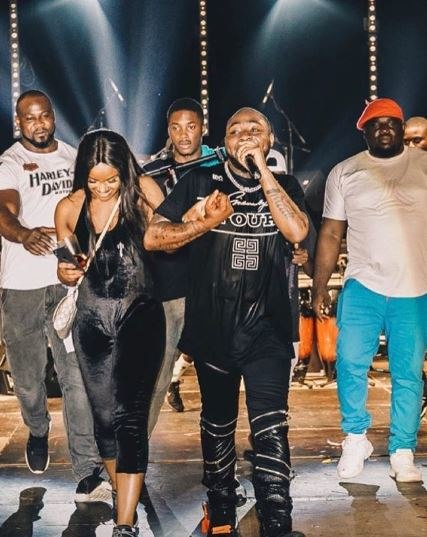 ff9de5b2cb0469dde5a6f1bf0e72e512 - Timeline of Davido and Chioma Avril Rowland's relationship