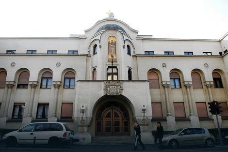 Patrijaršija Srpske pravoslavne crkve u Beogradu