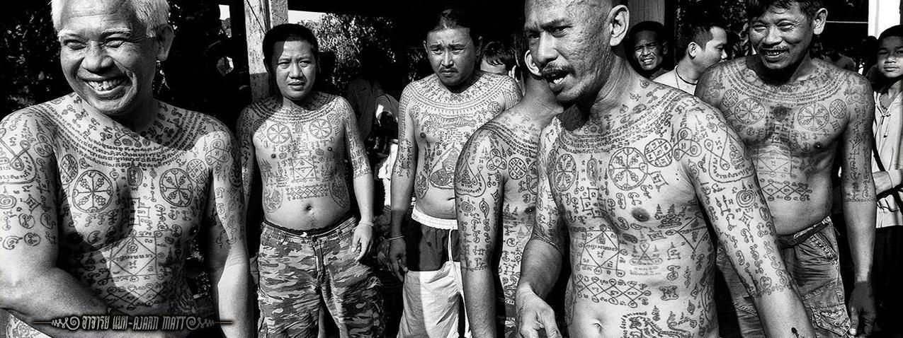 SAK YAN – magia tajskiego tatuażu - wystawa w Muzeum Azji i Pacyfiku