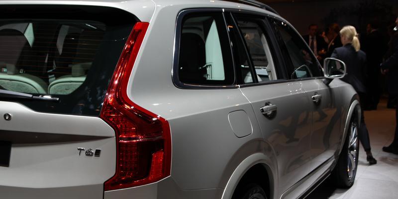 Volvo XC90 - duży i elegancki SUV