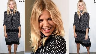 Best Look: Sienna Miller w sukience Michaela Korsa