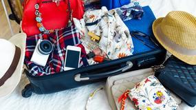 Duży bagaż na urlop? Podpowiemy ci, jak go sprytnie spakować