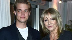 Mariola Bojarska-Ferenc z synem promują swoją książkę. Aleksander jest podobny do mamy?