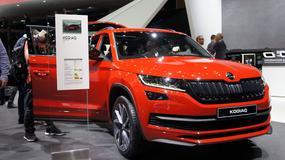 Škoda Kodiaq Sportline - SUV na sportowo