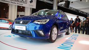 Poznań Motor Show 2017: nowy SEAT Ibiza wjeżdża do Polski