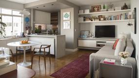 Niespełna 60-metrowe mieszkanie projektantki Mayry Navarro - to lokum z charakterem!
