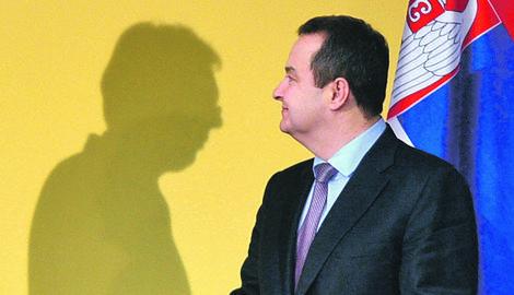 """Dačić za """"Blic"""": Cenim Nikolića, ali ipak se Vučić pita o saradnji"""