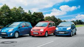 Citroen C1 kontra Fiat Panda i Renault Twingo: który maluch ma najwięcej zalet?