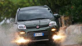 Sprawdziliśmy, jak jeździ Fiat Panda 4x4?