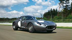Jaguar E-Type: sportowiec za młody na emeryturę