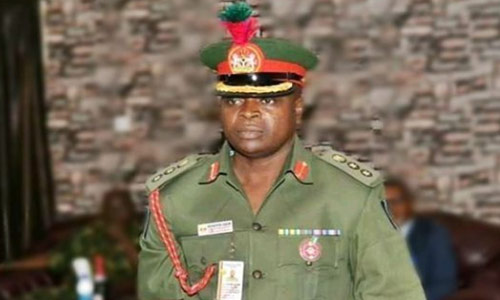 Brigadier-General Shuaibu Ibrahim as the Director-General of NYSC (The Nigeria Lawyer)