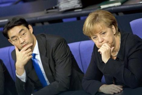 Najmlađi ministar u kabinetu Angele Merkel (D)