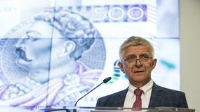 Nowy banknot 500 zł w obiegu od lutego 2017 r.