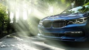 BMW Alpina B7 - i sportowo, i elegancko