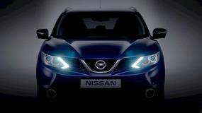 Nissan pokazuje nowe zdjęcie Qashqaia
