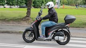 Honda SH125i: dobry skuter, ale nie za taką kasę!