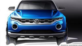 T-Roc – mały crossover Volkswagena