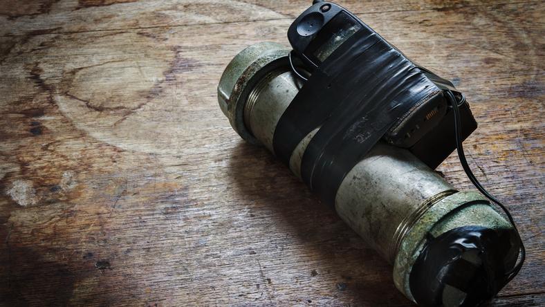 Ehhez hasonló bombával bárhol képes támadni az Iszlám Állam / Fotó: Shutterstock