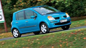 Renault Modus - budzi sympatię i kontrowersje