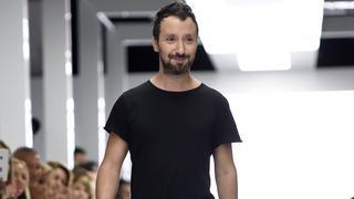 Anthony Vaccarello - nowy dyrektor kreatywny Saint Laurent