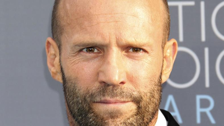 Jason Statham sikeres akcióhős /Fotó: Northfoto
