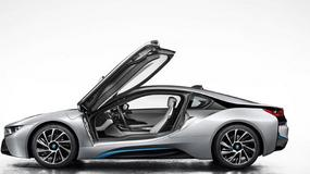 Frankfurt 2013: BMW i8 – wersja produkcyjna