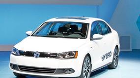 """Nowości VW w Detroit: Jetta Hybrid i elektryczny """"Garbus"""""""