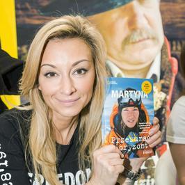 Gwiazdy promują swoje książki