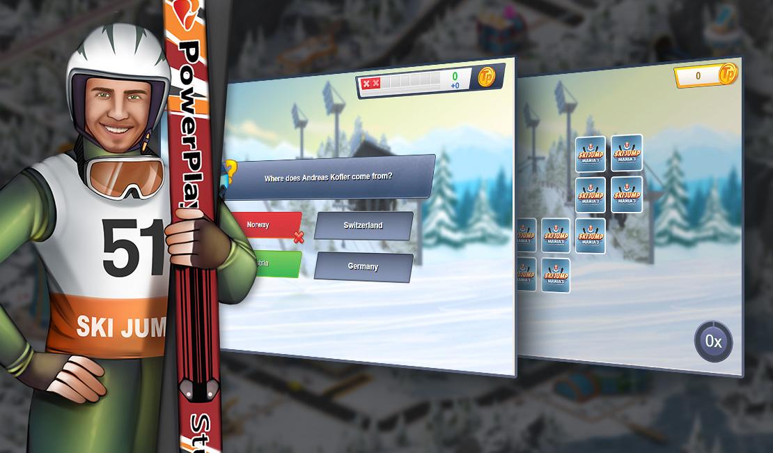 Lubisz skoki narciarskie? To idealna gra dla ciebie