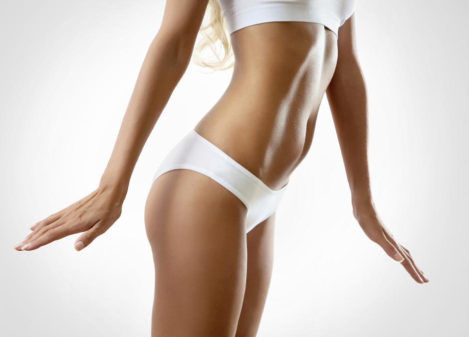 Jędrne ciało dzięki diecie