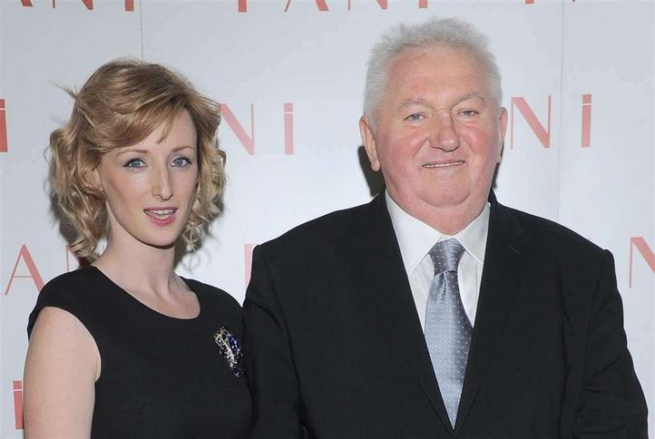 Andrzej Turski pokazał córkę