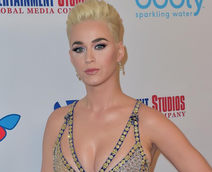 Katy Perry, a híres énekesnő kimodta: Katalin hercegné nyert! Sajnálom!