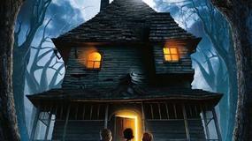 Straszny dom - plakaty