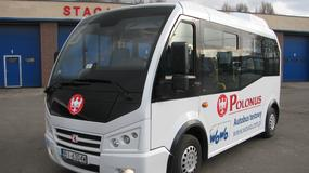 PKS Polonus testuje nowy autobus