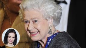 W kinie z królową Elżbietą