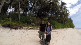 22-latka spędziła trzy tygodnie na bezludnej wyspie