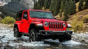 Jeep JL Wrangler Rubicon - ostatni mohikanin