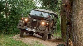 Land Rover Santana Militar - kopia lepsza od oryginału