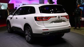 Renault Koleos - nowy crossover (Targi Paryż 2016)