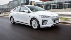 Hyundai Ioniq Electric - elektryk na mrozie