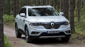 Renault Koleos - to naprawdę udany samochód