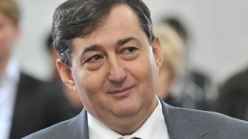 Mészáros Lőrinc szerezte meg az egyesületet /Fotó: MTI