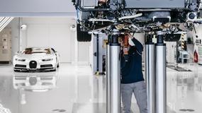 Świątynia Chirona - jak powstaje nowe Bugatti?