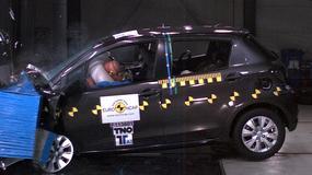 Ile warte są gwiazdki crash testów?