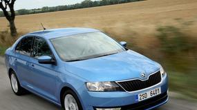 Škoda Rapid: w Polsce od...