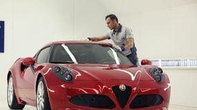 Jak powstaje Alfa Romeo 4C?