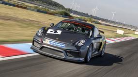 Porsche Cayman GT4 w trzech wariantach: zabawki dla niegrzecznych chłopców